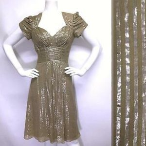 1940s vintage retro Betsey Johnson dress